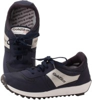 Goldstar Blue Running Shoes