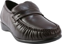 Bacca Bucci Brown Slip On Shoes - SHOE3YFG9PGYTE8P