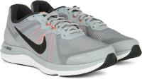 Nike DUAL FUSION X 2 Men Running Shoes Black, Grey, White