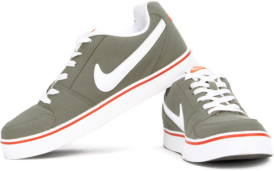 nike canvas shoes price