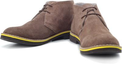 Famozi Famozi Boots (Brown)