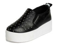Q'BA Casuals, Sneakers Black