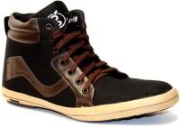 Guava Denim Sneakers Black Sneakers