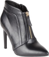 Truffle Collection Nova5 Black Boots