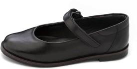Drish Girls' School Bellies Shoe