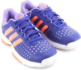 Adidas BARRICADE TEAM 4 XJ Tennis Shoes