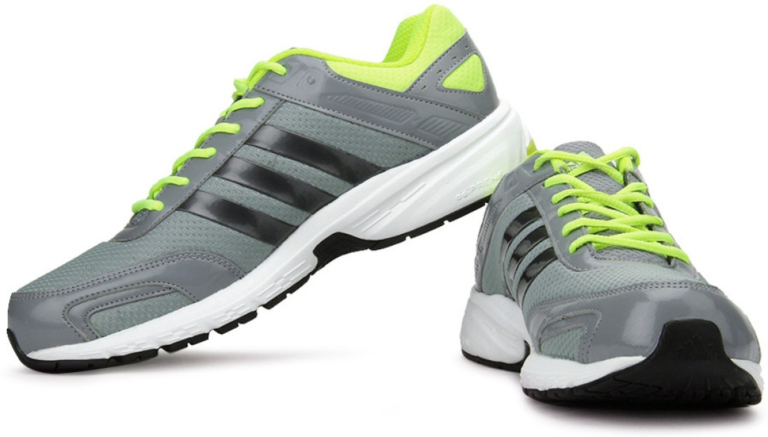 adidas impulse 1 m running shoes buy grey black color