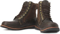 Timberland Earthkeeper 2.0 Rugged Leather/Fabric Boots: Shoe