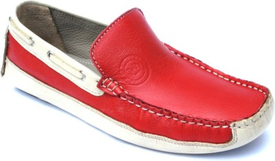 PFC 2031red Loafers