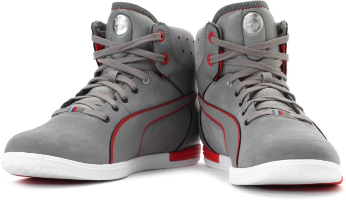 Puma High Ankle Shoes Bmw