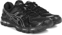 Asics Running Shoes Black, Silver