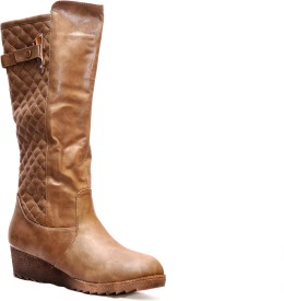 Rialto Quilted Queen Boots