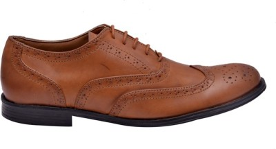 Lee cooper stylish tan shoes