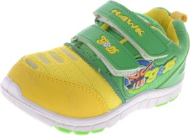 Guys & Dolls Hawk Yellow Casual Shoes