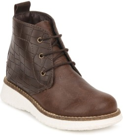 Knotty Derby Robins Short Boot Boots