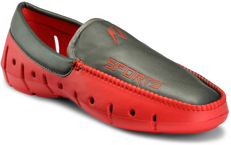 Yepme Menu0026#39;s Loafers - Buy Red Grey Color Yepme Menu0026#39;s Loafers Online At Best Price - Shop Online ...