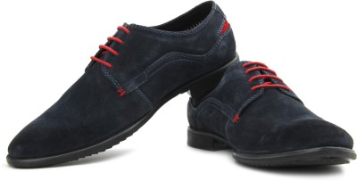 Bata Bata Trent Corporate Casuals (Blue)