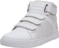 West Code West Code Men's Synthetic Leather Casual Shoes 7080-White-10 Casuals