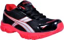 Density Black and Red Sports Shoes Running Shoes - SHODXFCUMP7ZFSBG