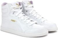 Puma Puma Ikaz Mid Serpent Jr Casual Shoe White