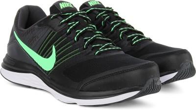 Nike DUAL FUSION X MSL Men Running Shoes Black