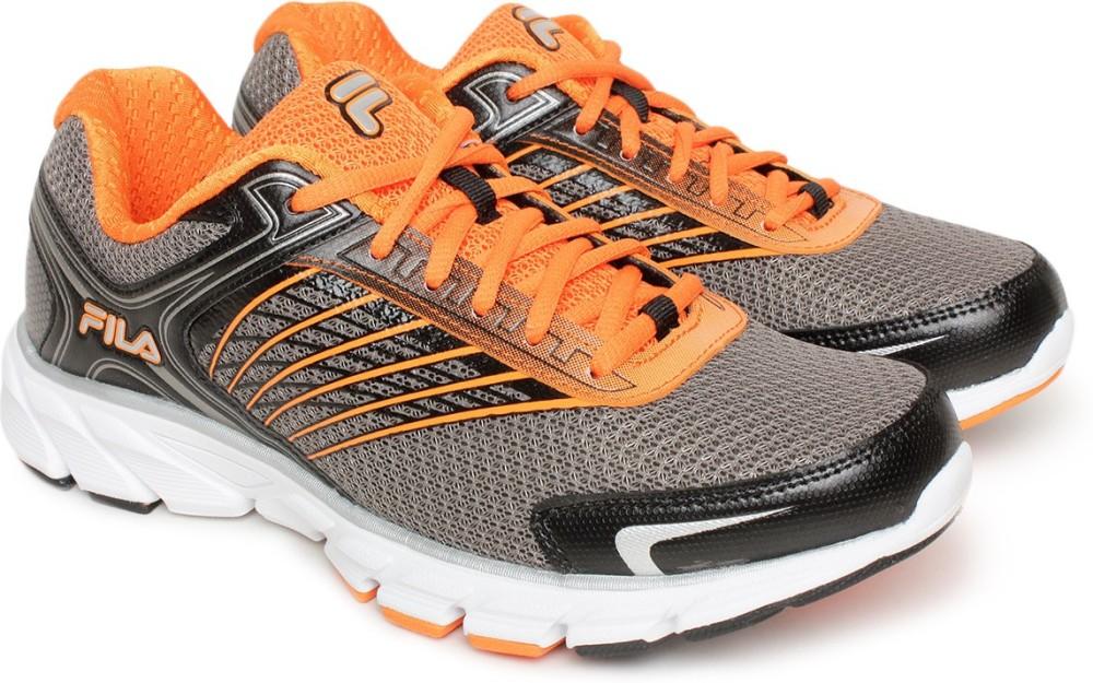Fila Running Shoes Black