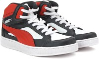 Puma Basket-Rebound V2 Hi Jr DP Casual Shoe