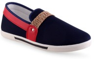 Go Run Maxis Maxis NT-6123-Red-Blue Loafers Loafers
