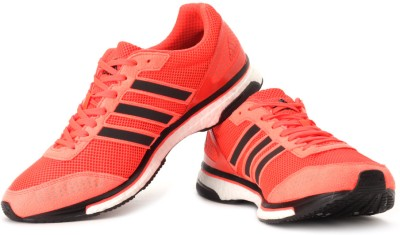 Adidas Adidas Adizero Adios Boost 2 M Running Shoes (Orange)
