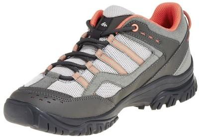 Quechua Grey Hiking & Trekking Shoes