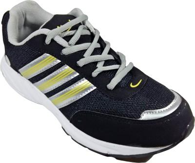 WBH HTL Black Running Shoes