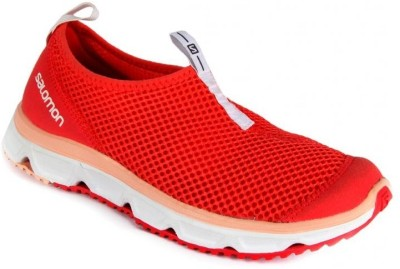 Buy Salomon Women Red Walking Shoes for Women Online India, Best ...