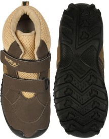 Liberty Chariot-Brown Casual Shoes