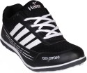 Haier Sports Black Fiero Sport Running Shoes