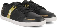 Fila Sneakers Black, Gold