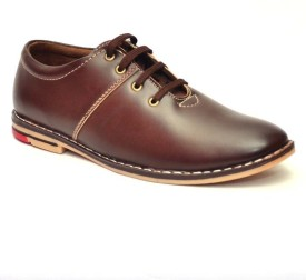 Vogue Guys Highly Brown Casual Shoes
