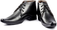 Dk Derby Kohinoor Style Black Lace Up Shoes
