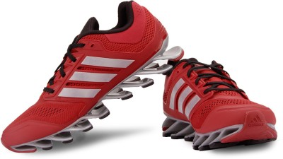 Adidas Adidas Springblade Drive M Running Shoes (Red)