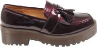 Truffle Collection Het6 Bordo Casual Shoes