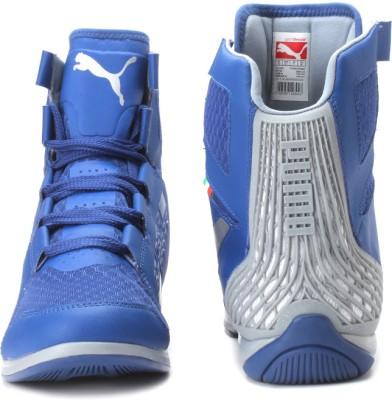 Puma Sneakers High Ankle wearpointwindfarm.co.uk
