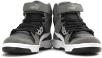 Puma Rebound Street SD Men Mid Ankle Sneakers Black, Grey, White