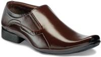 Yepme Men-Brown Slip On Shoes