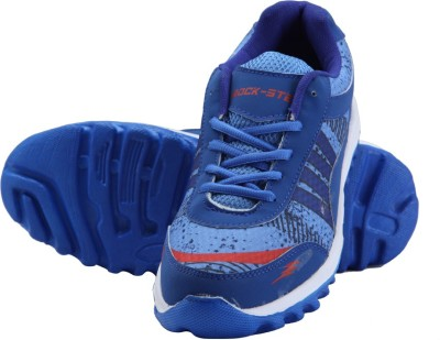 Rockstep Blue Sports Running Shoes