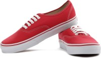 Vans Authentic Canvas Sneakers - SHODWEQGGQHB8DSC