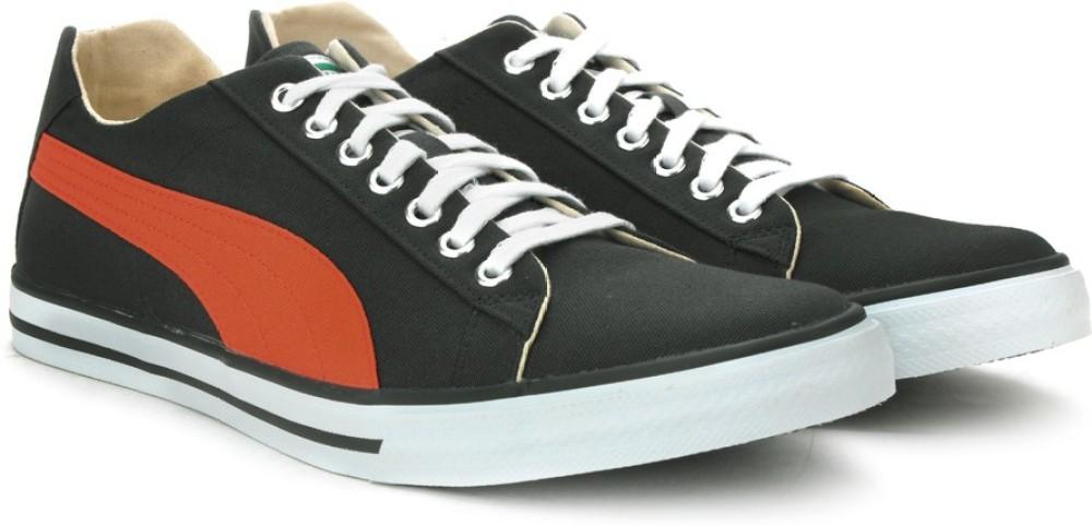 Puma Hip Hop 6 IDP Sneakers Blac...