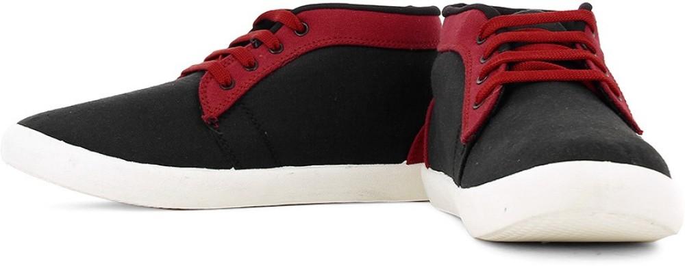 Globalite Vintex High Ankle Sneakers