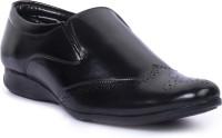 Foot N Style Slip On Shoes Black