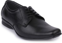 Metrogue Genuine Leather With Leather Lining Dress Shoes Lace Up