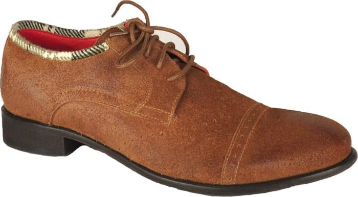 Salt N Pepper Campri Tan Casual Shoes