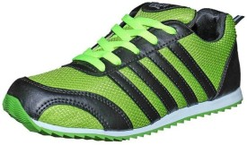 Port Green Butterfly Training & Gym Shoes